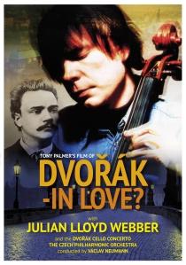 Julian Lloyd Webber Dvorak DVD cover.indd