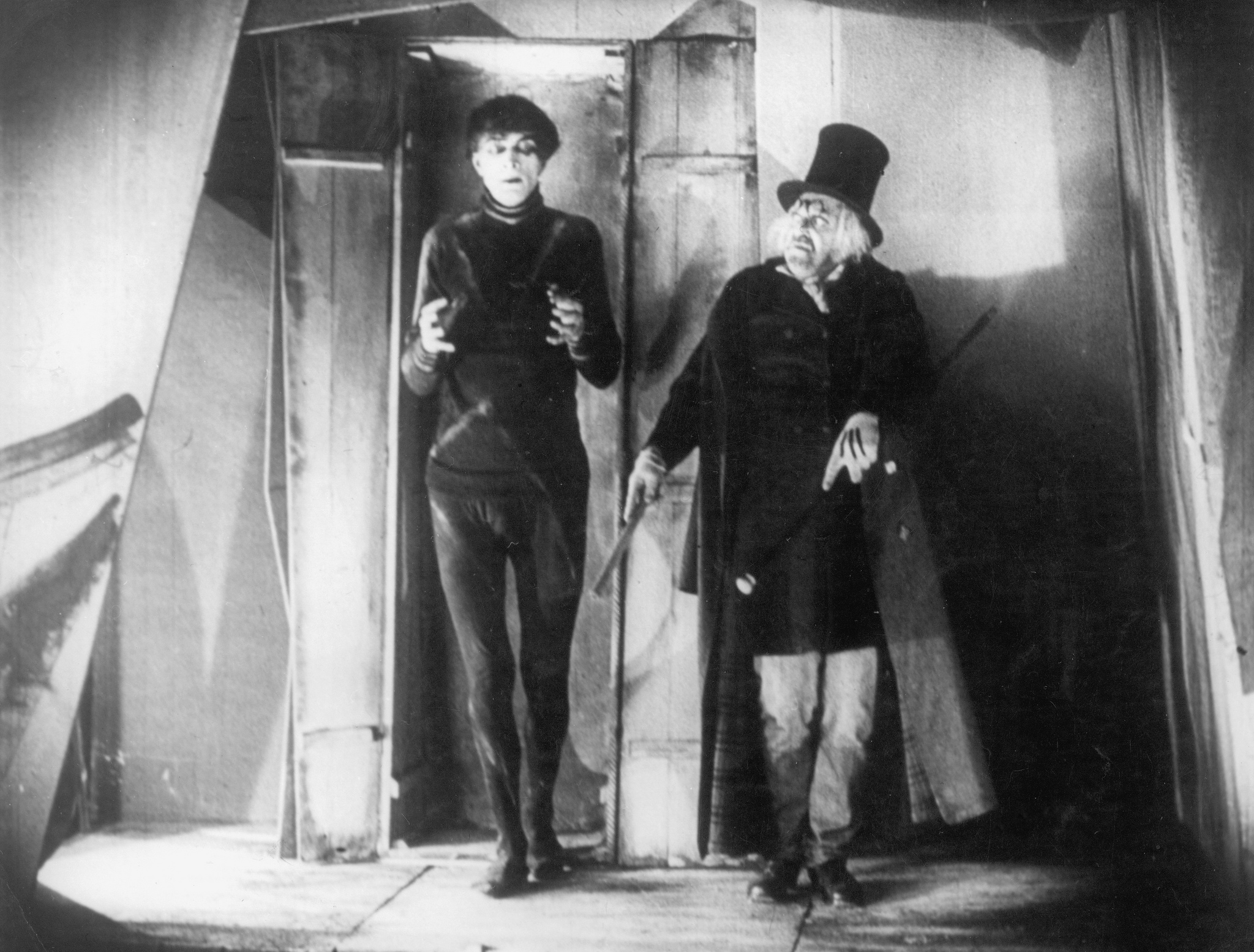 Blu-ray Review: Das Cabinet Des Dr Caligari | The Least Picture Show