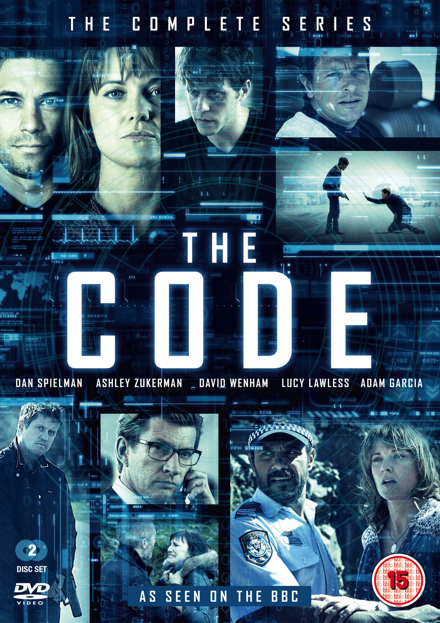 dvd review the code the complete series the least. Black Bedroom Furniture Sets. Home Design Ideas