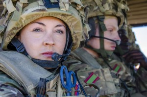BBC Our Girl Stills