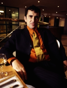 Picture shows: Gary Rickey (PHIL DANIELS)